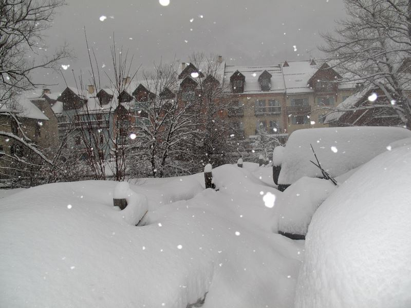 Powder in Serre Chevalier. Feb. 11, 2013 - ©Serre Che
