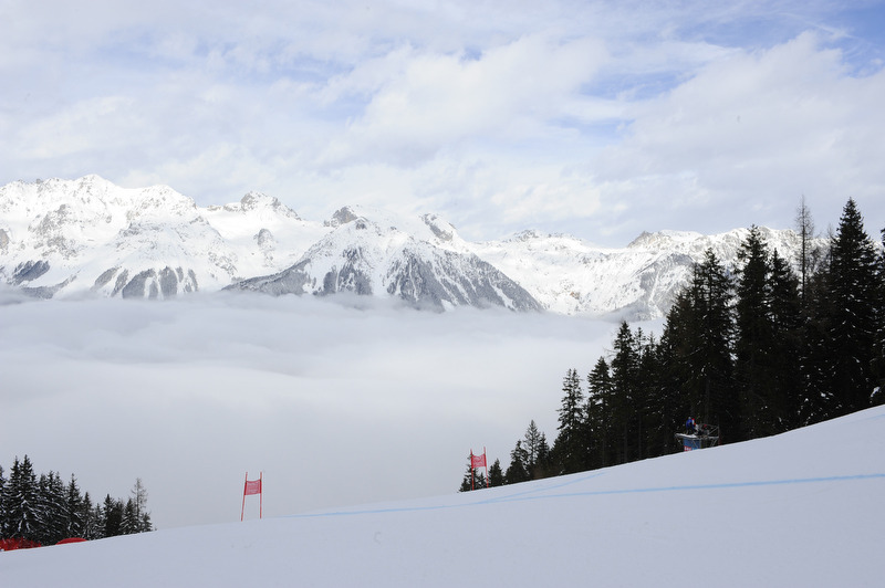WM Gastgeber Schladming - WM-würdiges Panorama - © Alain Grosclaude/AGENCE ZOOM