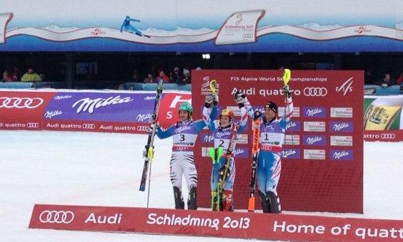 Mondiali di Schladming: Hirscher riscatta l'Austria - © FIS Alpine World Cup Tour