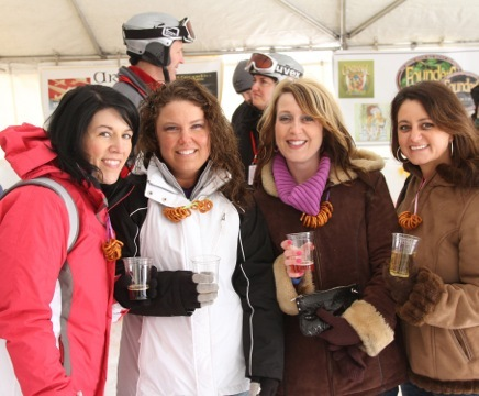 Annual Brew-Ski Festival Returns to Michigan's Boyne Highlands March 9 - ©Boyne Highlands