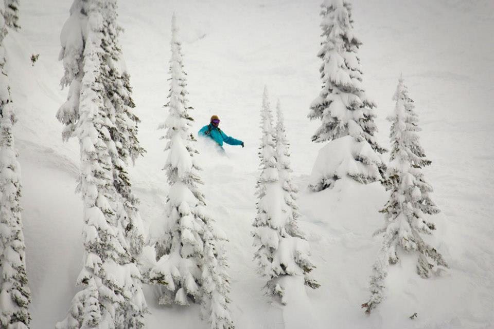Revelstoke Mountain Resort. Photo by Ian Houghton, courtesy of Revelstoke Mountain Resort. - © Ian Houghton