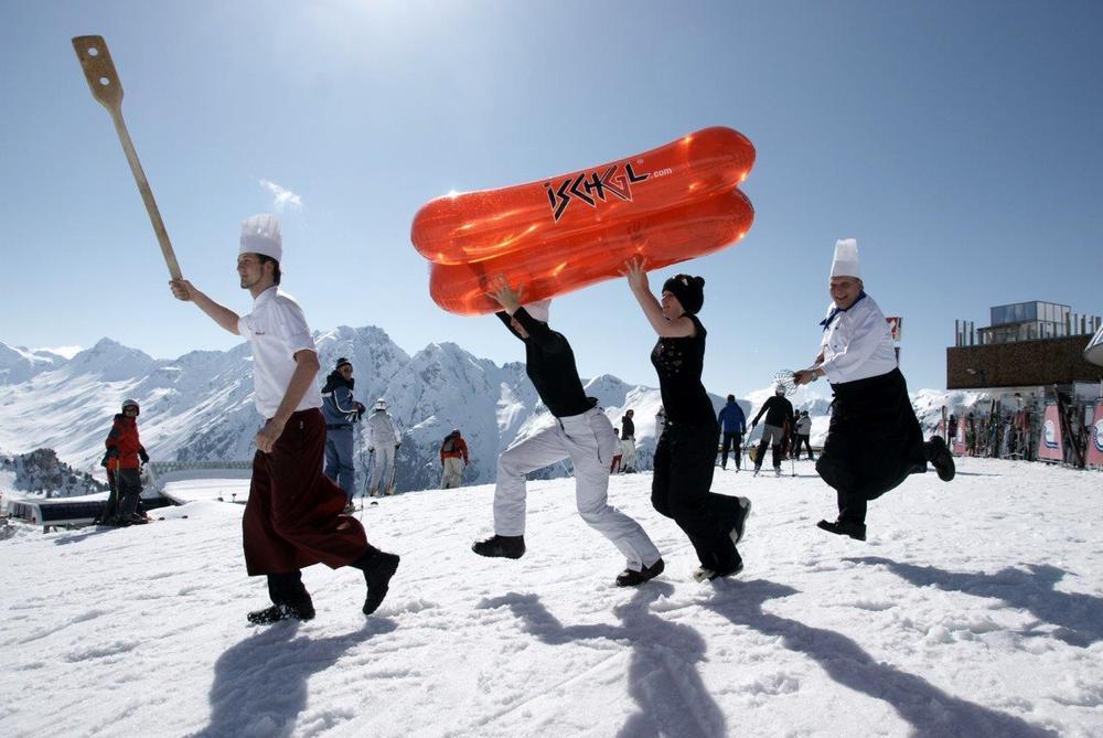 Ischgl Chef's Challenge - ©TVB Paznaun-Ischgl