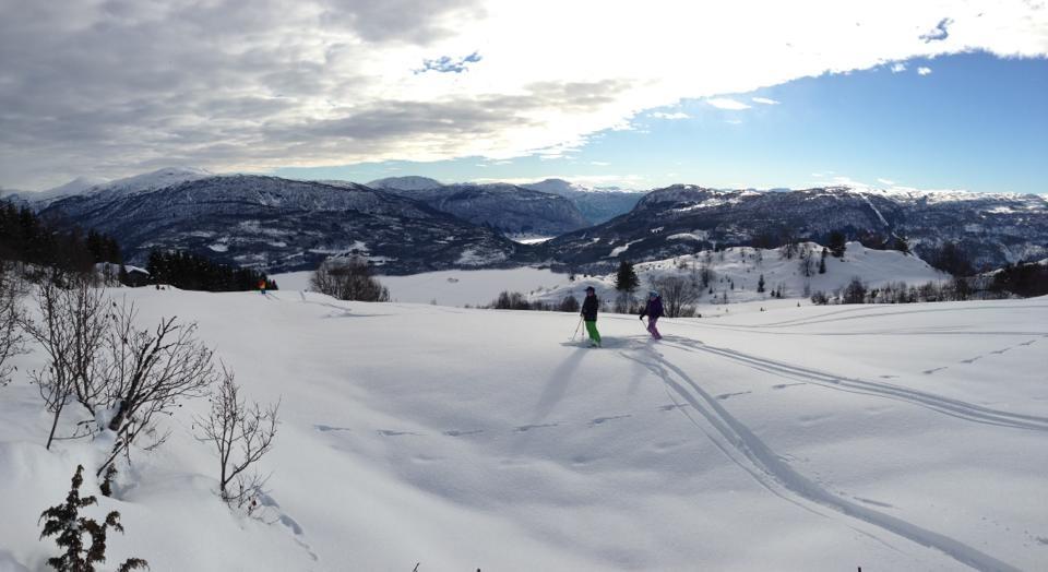 Sogn ski resort