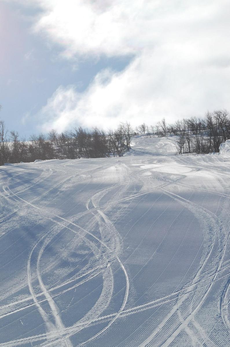 Uvdal skisenter 2013