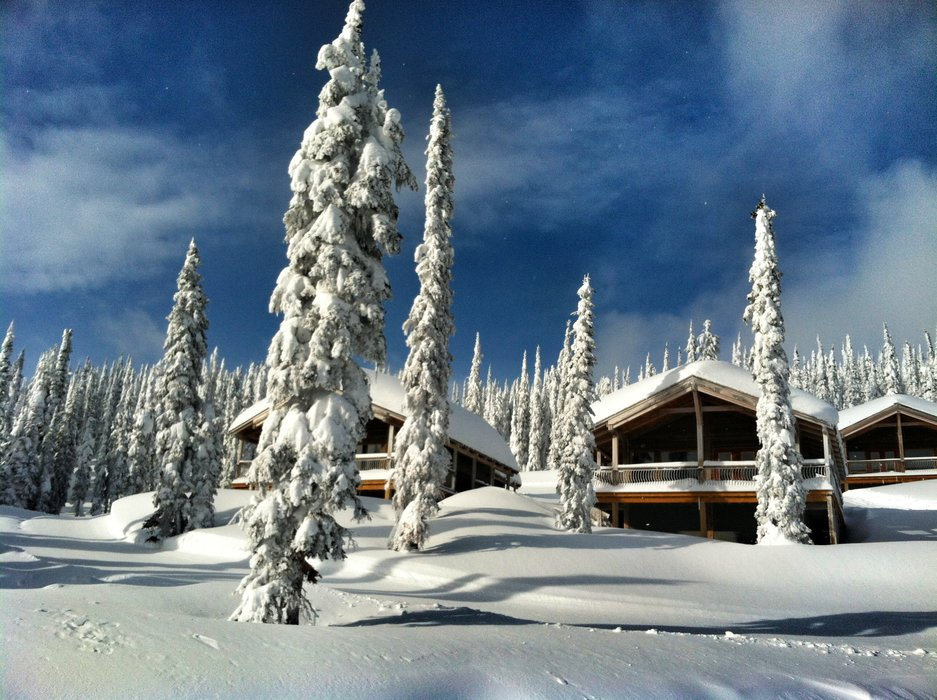 The cabins at Baldface Lodge provide comfort and luxury. - © Meg Olenick