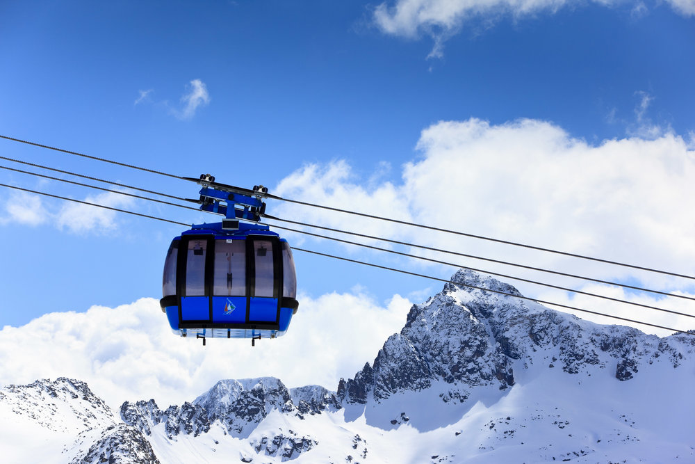 Grandvalira gondola, Andorra - © Marc Gasch/Grandvalira Tourism