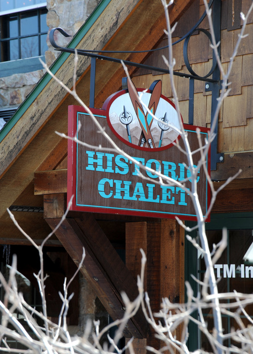 The Historic Stone Chalet at Granite Peak is the place for aprés. - © Granite Peak Ski Area