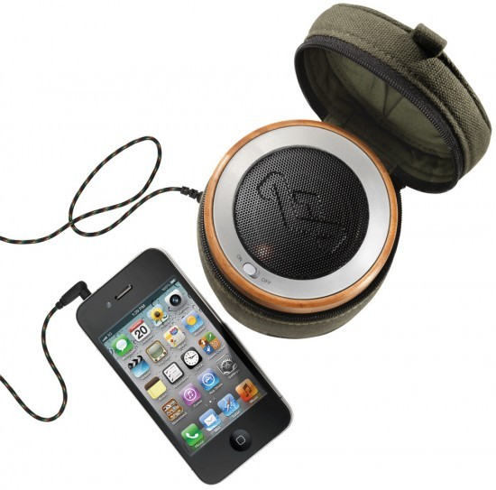House of Marley Chant Speaker system. - © House of Marley