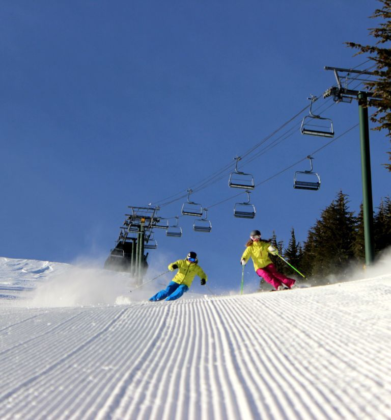 Access over 10,000 skiable acres between Kirkwood, Northstar and Heavenly starting at just $389.  - © Northstar California