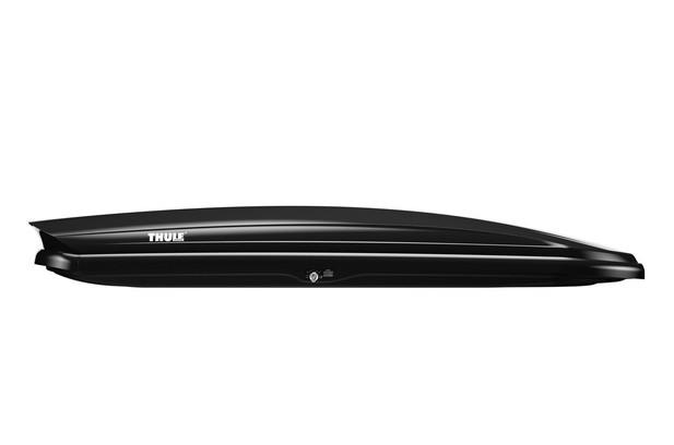 Thule Sonic Alpine Cargo Box is sleek. - © Thule