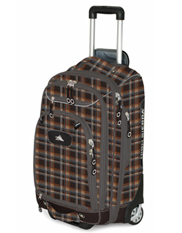 High Sierra Wheeled Carry-On Boot Bag lets you skip the checked baggage line at the airport.  - © High Sierra