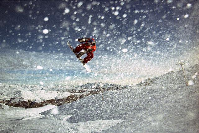 Valle Nevado, Cile - ©  Juan Carlos Labarca