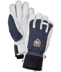 Army Leather Patrol Gloves - Hestra  - © Hestra