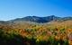 Fall colors at Killington, VT.