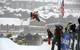 Steve Fisher at Copper, CO US Snowboarding Grand Prix .