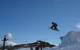 Snowboard jumper at Glencoe (Glencoe Mountain Ltd)