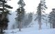 Snowmakers at Heavenly, South Lake Tahoe, creates snow for the upcoming day