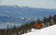 Mt Rose groomers and resort views