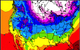 Much colder air will make its way into the region over the coming week, especially at the end of the weekend. - © OpenSnow.com