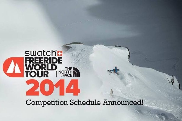 Swatch Freeride World Tour by The North Face 2013-14 ©FWT