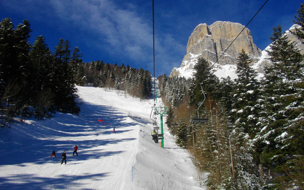 Domaine skiable de Col de l'Arzelier