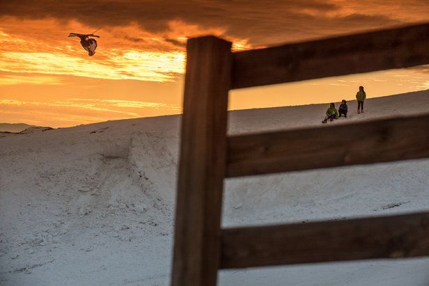 Photo Gallery: South American Skiing in La Parva, Chile- ©Felix Rioux