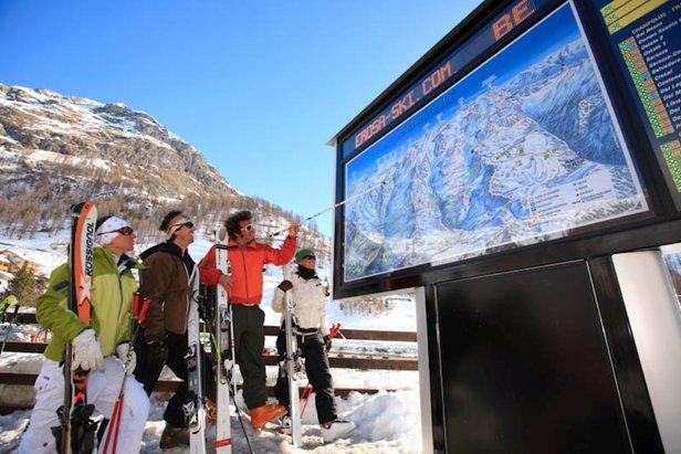 Comprensorio Monterosa Ski, Valle d'Aosta