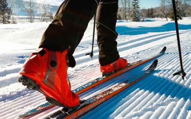 Ski de fond aux Rousses