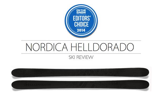 2014 Men's Powder Ski Editors' Choice: Nordica Helldorado
