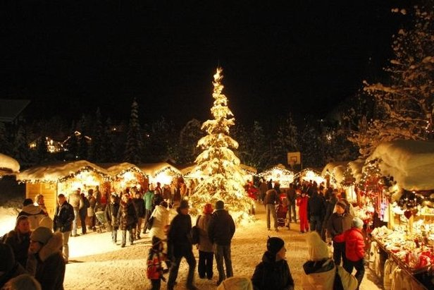 Val Gardena Christmas Market - ©Val Gardena Gröden Marketing
