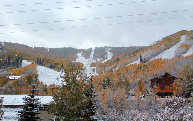 Snow Still Goin' as First Ski Resorts Open