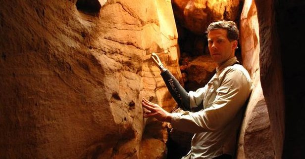 Aron Ralston, subject of the film