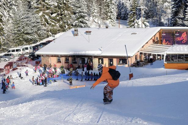 location ski lac blanc 900