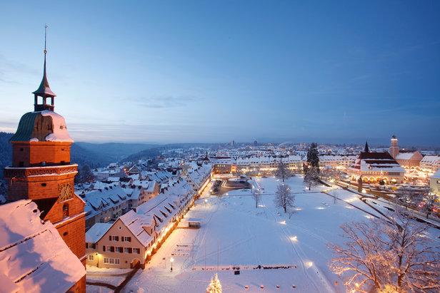 Het Zwarte Woud: een paradijs voor de wintersporter  ©Freudenstadt Tourismus