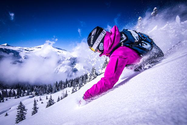 Dolina Gastein - kraina śniegu i gorących źródeł- ©www.gastein.com
