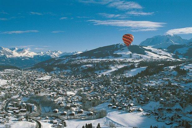 Megeve ski safari.  - © Megeve Tourism