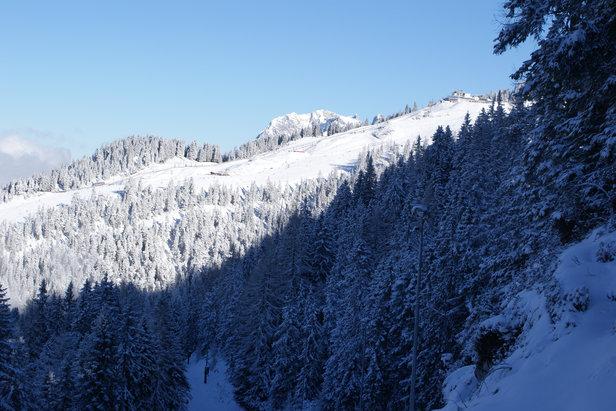Seefeld Rosshütte: Zwei toll gelegene Skiberge im Norden Tirols- ©Gernot Schweigkofler