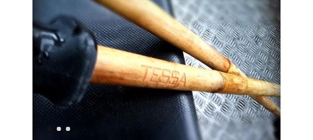 Soul Poles: Skistöcke aus Bambus, die ihr euch selbst designen und sogar gravieren lassen könnt