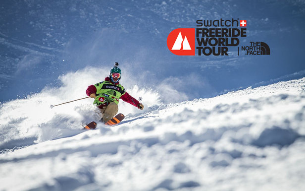 Freeride World Tour - ©Swatch Freeride World Tour by The North Face