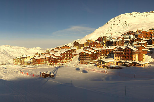 6 dôvodov, prečo lyžovať vo Val Thorens
