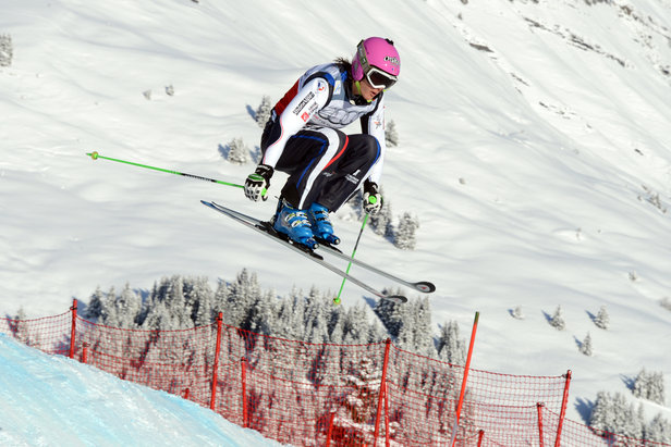 Le temps d'une manche de Coupe du Monde, la skieuse d'Orcières, Alizée Baron (membre de l'équipe de France de ski cross) évoluera à domicile...