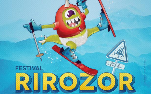 Le festival Rirozor : 5 jours placés sous le signe du rire et de l'humour dans la station de ski des Orres (Hautes-Alpes)