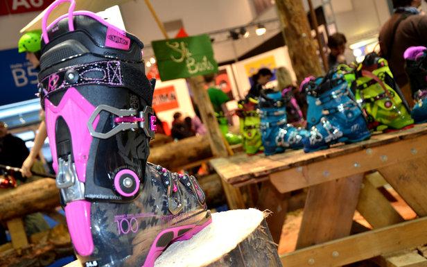 Neu: Der Minarett 100 führt bei K2 die erste Damen-Freeride Schukollektion an