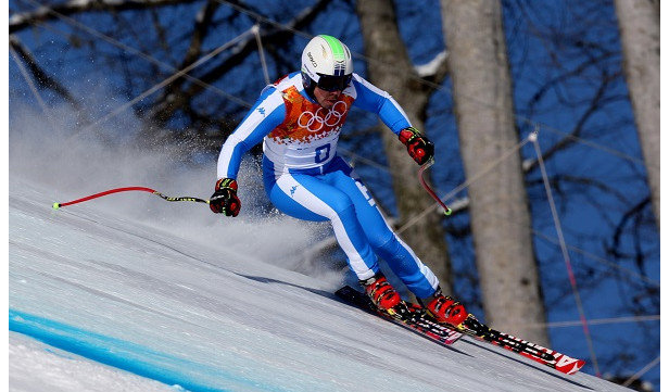 Sochi 2014 - Discesa maschile 7 febbraio 2014