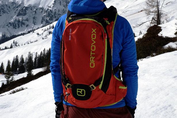 Testovali sme: Lavínový ruksak Ortovox Base 20- ©Skiinfo