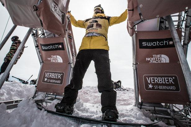 En 2015 de nouveau Verbier accueillera l'étape finale du Freeride World Tour