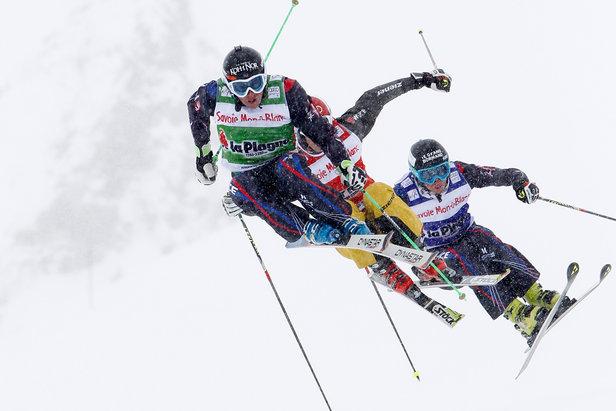 Finale de la Coupe du Monde 2014 de Ski Cross à La Plagne