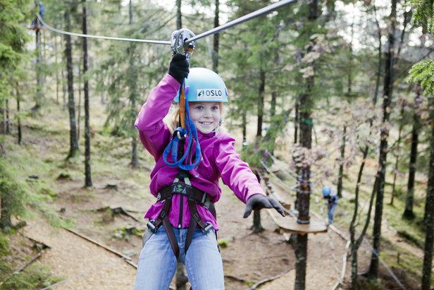 Etter fjorårets suksess med over 30.000 besøkende, er både gleden og forventningene store når portene åpner i Oslos største utendørs aktivitetspark.