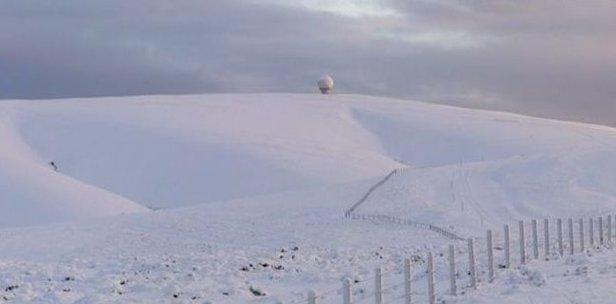 Lowther Hills, Scotland