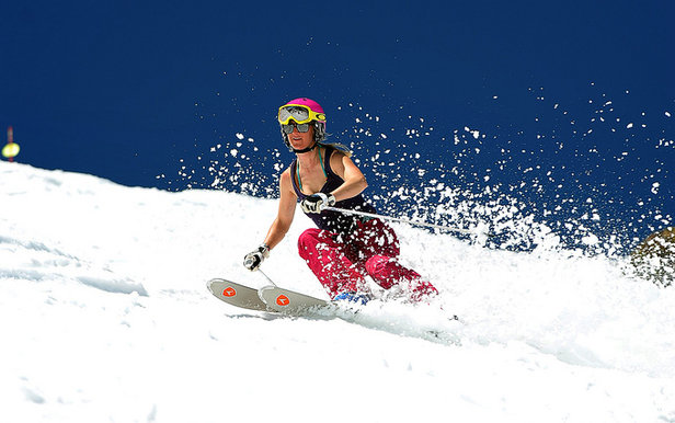West Coast Ski Resort: Spring Deals & Easter Celebrations ©Keoki Flagg / Squaw Valley